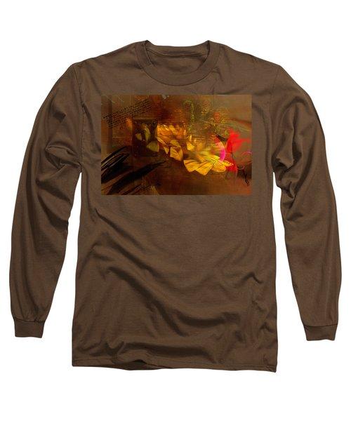 Awake Background Long Sleeve T-Shirt