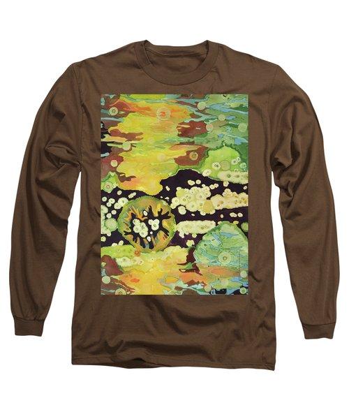 Awakening Long Sleeve T-Shirt by Lynda Hoffman-Snodgrass