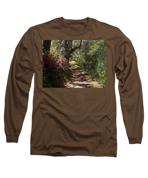 Azalea Path  Long Sleeve T-Shirt