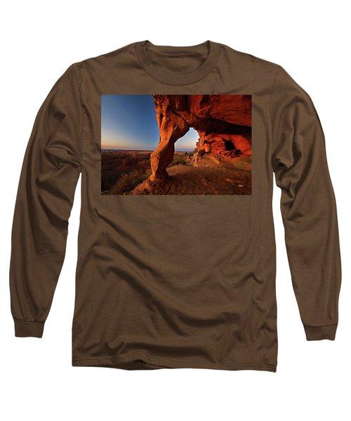 Aztec Butte Long Sleeve T-Shirt