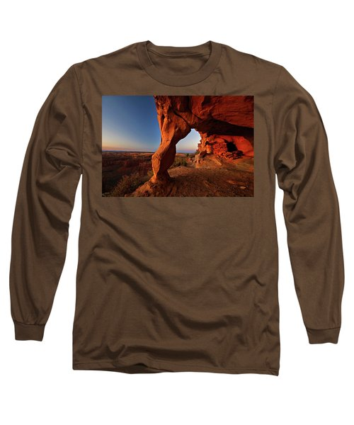 Aztec Butte Long Sleeve T-Shirt