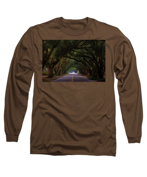 Boundary Ave Aiken Sc 6 Long Sleeve T-Shirt