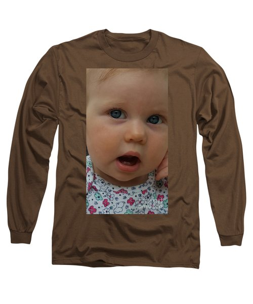 Baby Beauty Long Sleeve T-Shirt