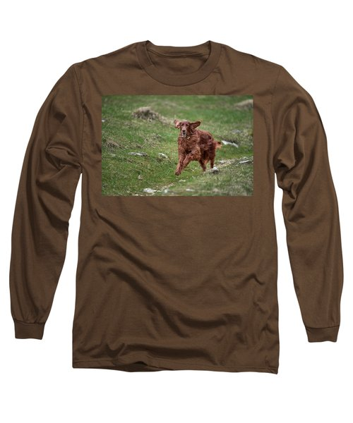 Back In Game Long Sleeve T-Shirt
