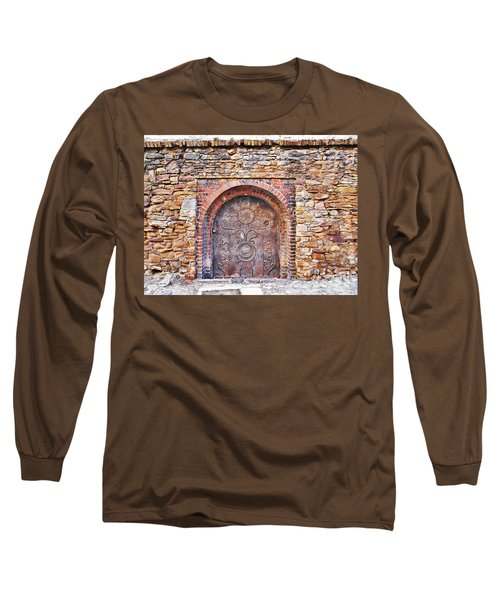 Back To Medieval Times Long Sleeve T-Shirt