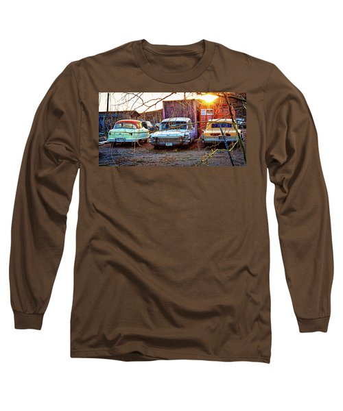 Backyard Jewells Long Sleeve T-Shirt