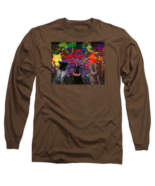 Bad Dogs Long Sleeve T-Shirt