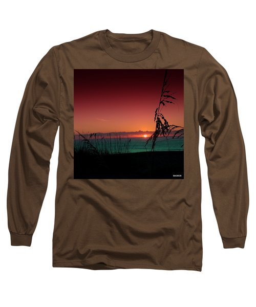 Bad East Coast Sunrise  Long Sleeve T-Shirt