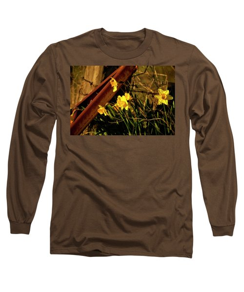 Long Sleeve T-Shirt featuring the photograph Bad Situation by Albert Seger