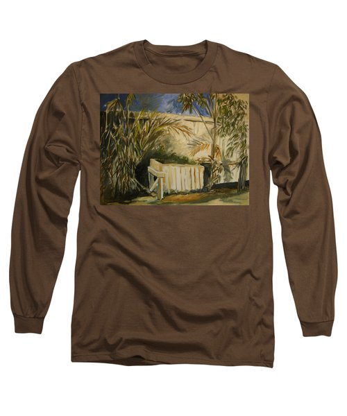 Bamboo And Herb Garden Long Sleeve T-Shirt