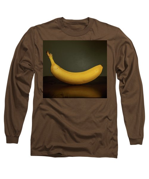 Banana In Elegance Long Sleeve T-Shirt