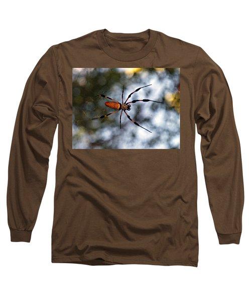 Banana Spider   3 Long Sleeve T-Shirt