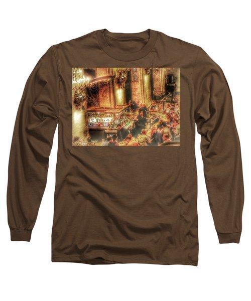 Bar Scene Long Sleeve T-Shirt