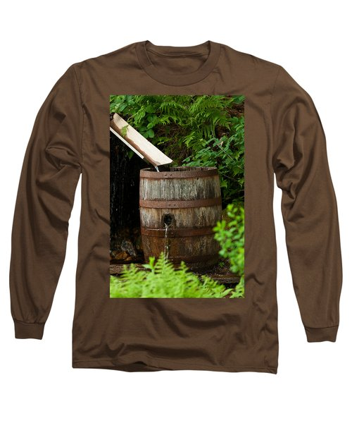 Barrel Of Water Long Sleeve T-Shirt