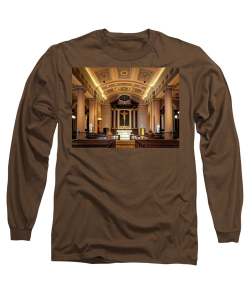 Basilica Of Saint Louis, King Of France Long Sleeve T-Shirt