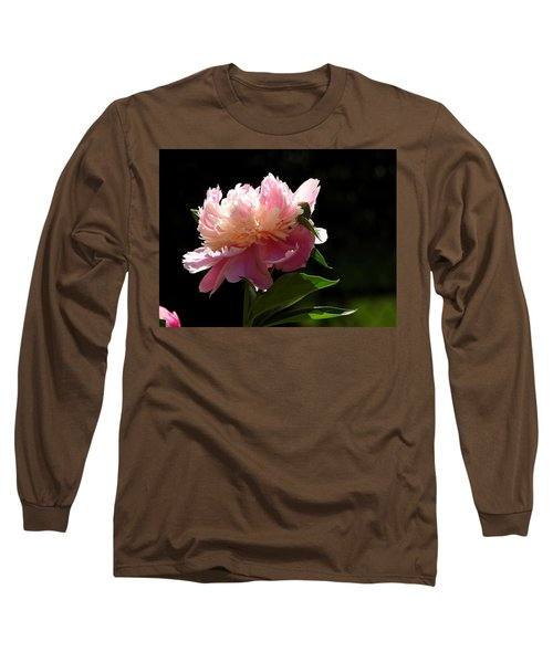 Basking In The Sun Long Sleeve T-Shirt by Betty-Anne McDonald