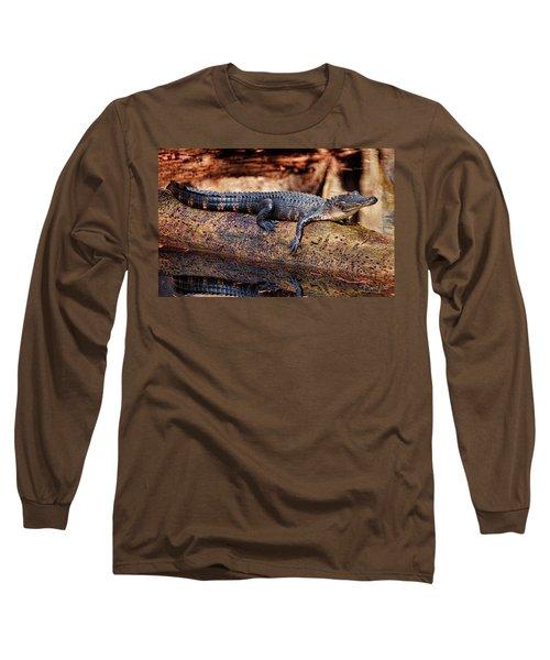 Bathing Beauty Long Sleeve T-Shirt
