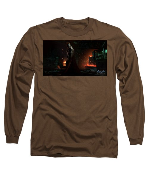 Batman Arkham Origins Long Sleeve T-Shirt