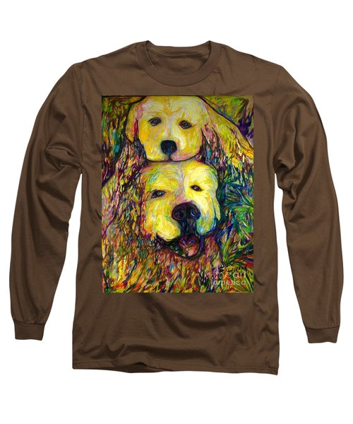 Bauer And Windi Long Sleeve T-Shirt