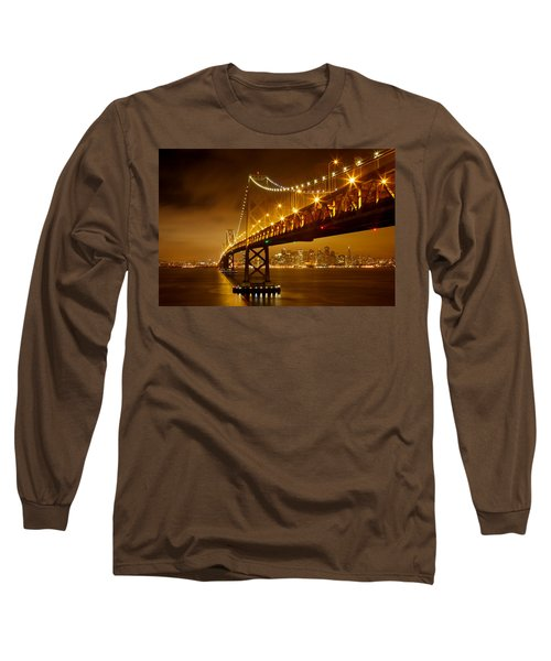 Bay Bridge Long Sleeve T-Shirt