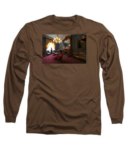 Be Gone Before Nightfall Long Sleeve T-Shirt