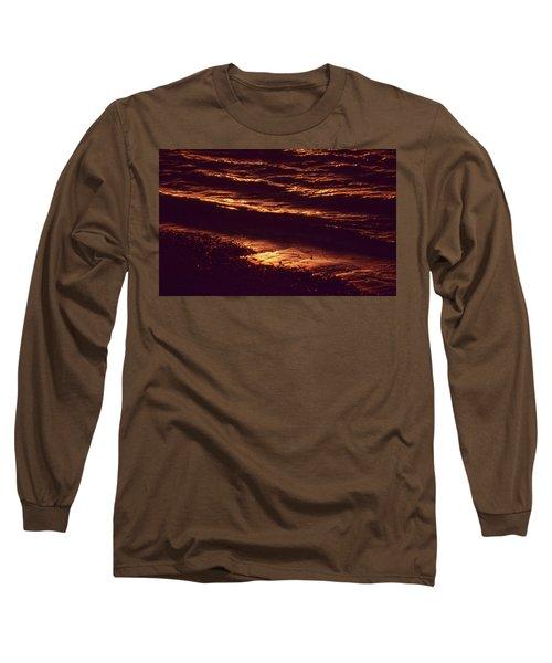 Beach Fire Long Sleeve T-Shirt