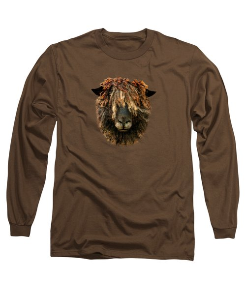 Beacuse Ewe Are Worth It 2 Long Sleeve T-Shirt by Linsey Williams