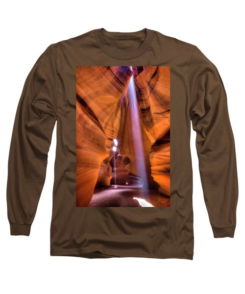Beam Splitter Long Sleeve T-Shirt