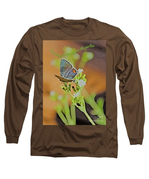 Beauty Flutters By Long Sleeve T-Shirt