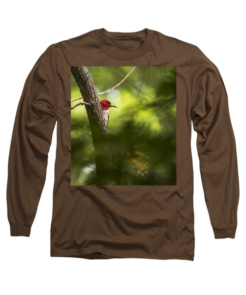 Beauty In The Woods Long Sleeve T-Shirt