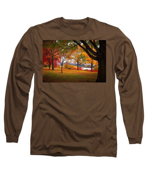 Beaver Park Long Sleeve T-Shirt by Emmanuel Panagiotakis