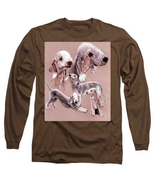 Bedlington Terrier Long Sleeve T-Shirt