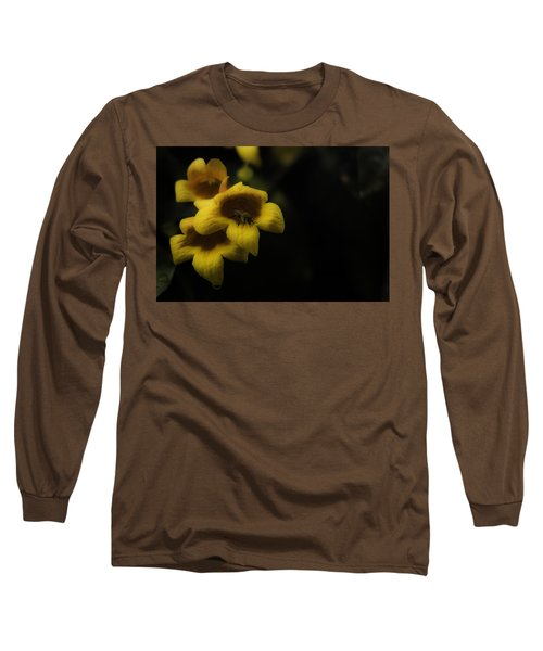 Bee In A Trumpet Long Sleeve T-Shirt