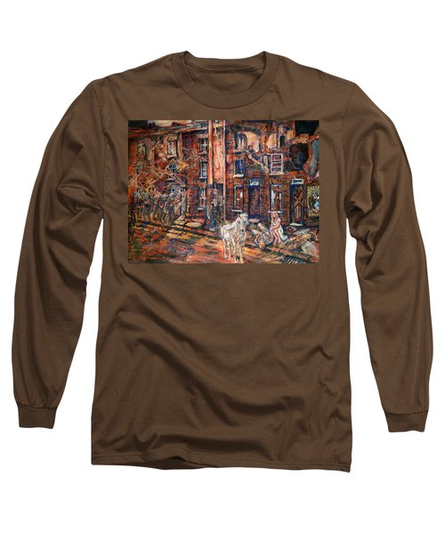Before Gentrification Long Sleeve T-Shirt