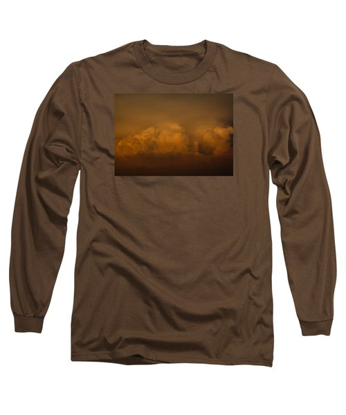 Behind The Sunset Long Sleeve T-Shirt by Cathy Jourdan