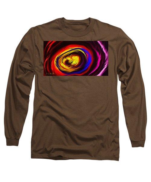 Beholden Long Sleeve T-Shirt by Jennifer Galbraith