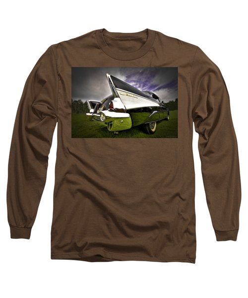 Belair  Long Sleeve T-Shirt by Jerry Golab