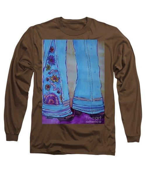 Bell Bottoms Long Sleeve T-Shirt