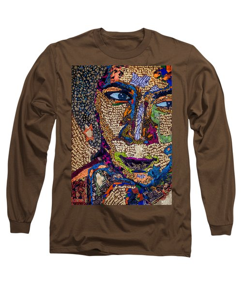 Bell Hooks Unscripted Long Sleeve T-Shirt