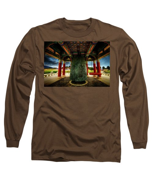 Long Sleeve T-Shirt featuring the photograph Bell Of Friendship 2 by Joseph Hollingsworth