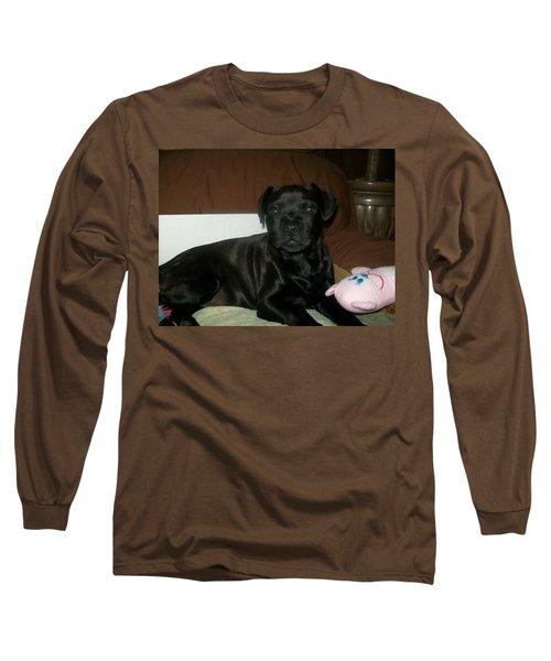 Bella Long Sleeve T-Shirt by Jewel Hengen