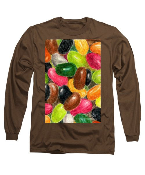 Belly Jelly Long Sleeve T-Shirt