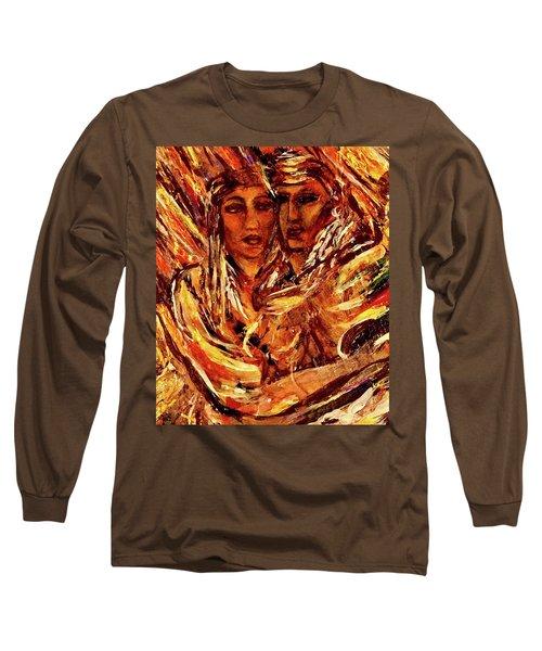 Beloved Woman Long Sleeve T-Shirt