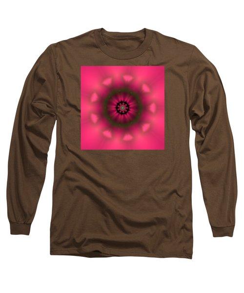 Long Sleeve T-Shirt featuring the digital art Ben 9 by Robert Thalmeier