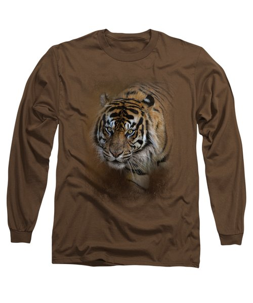 Bengal Stare Long Sleeve T-Shirt
