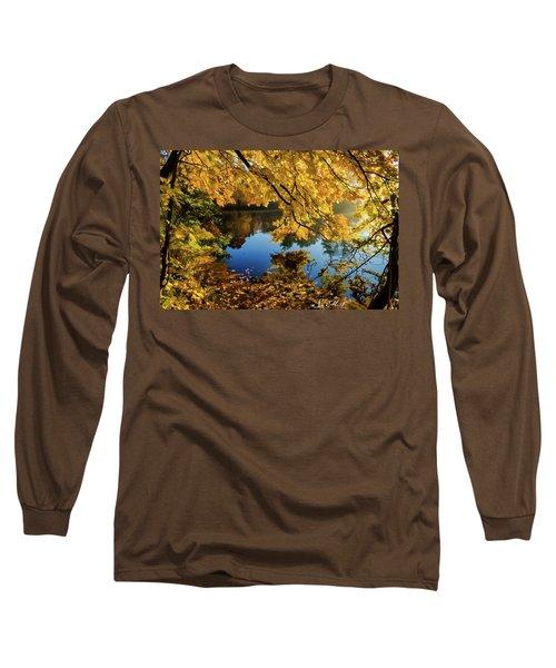Bernharts Dam 15-244 Long Sleeve T-Shirt