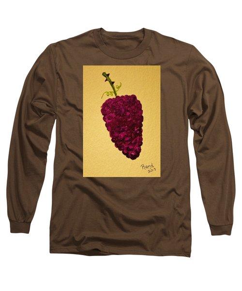 Berry Good Long Sleeve T-Shirt by Rand Swift