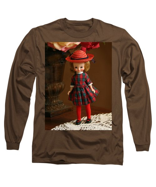 Betsy Doll Long Sleeve T-Shirt