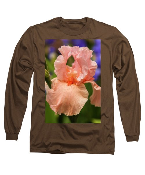 Beverly Sills Iris, 2 Long Sleeve T-Shirt