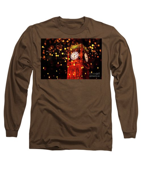 Big Ben Aglow Long Sleeve T-Shirt